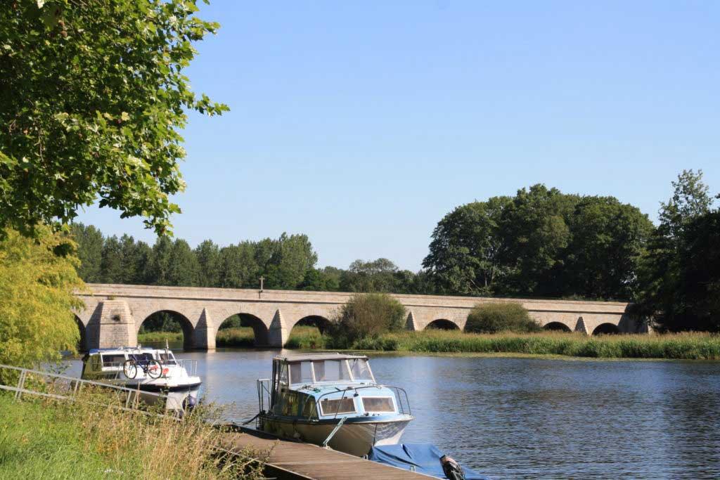 canal Nantes à Brest