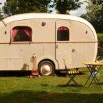 caravane de collection à louer SOLOGNE de 1960