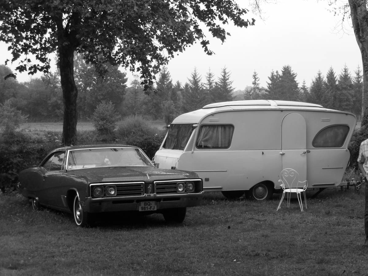 TORTUE de 1966 location caravane