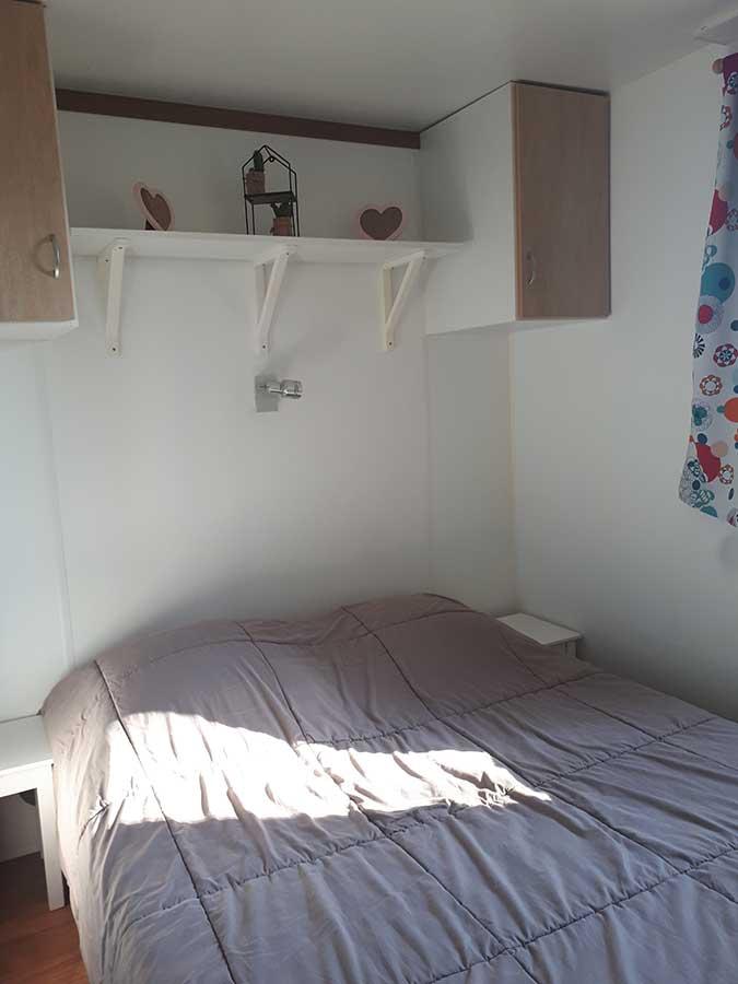 mobilhome classique 2 chambres