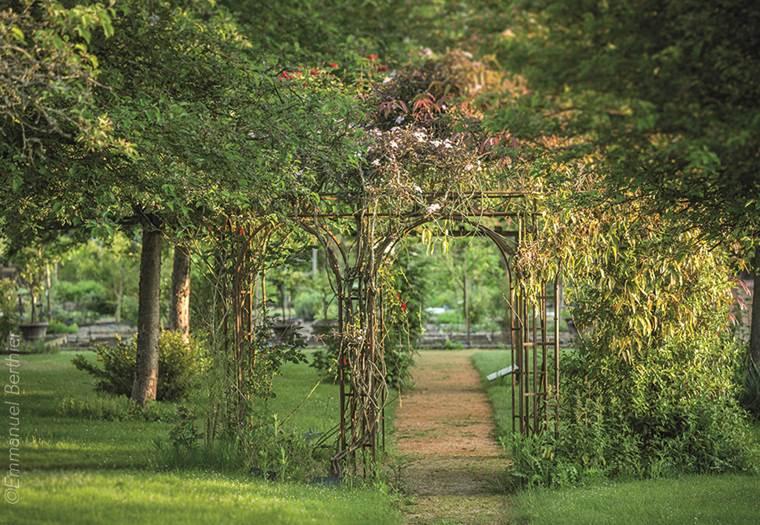 Le Jardin Botanique Yves Rocher (La Gacilly)