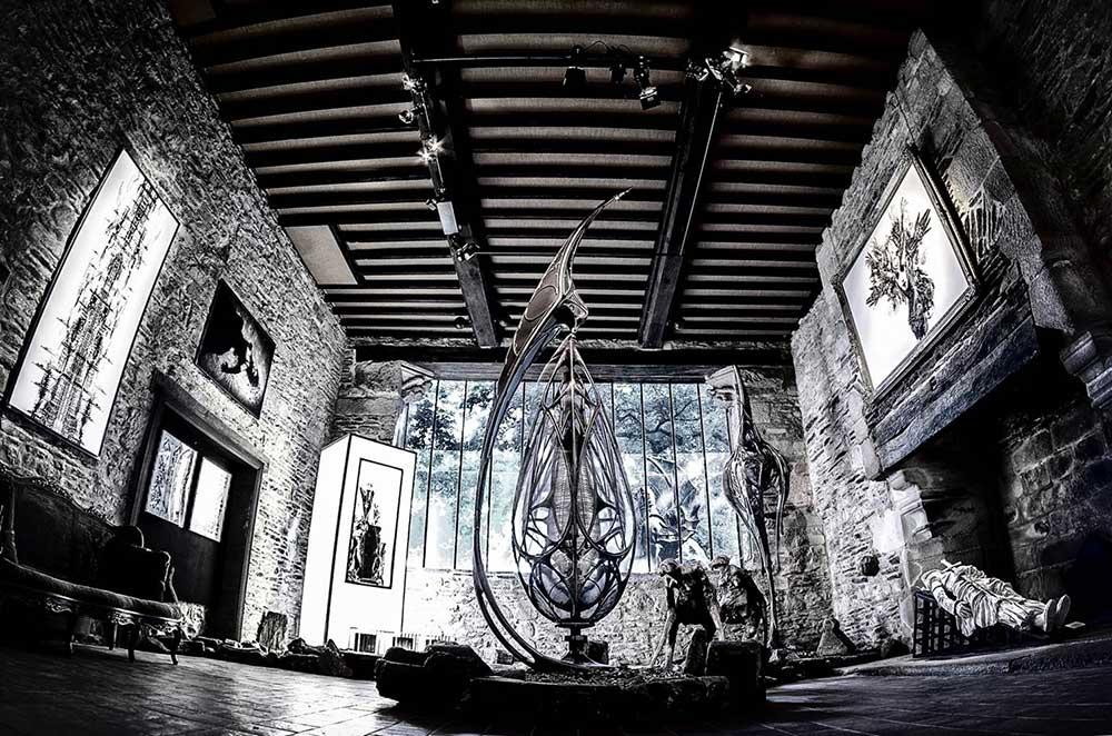 Naia Museum – musée des arts de l'imaginaire fantastique à Rochefort en Terre