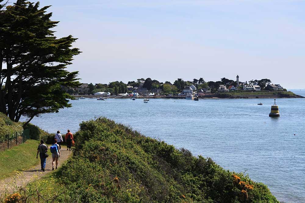 Ile d'Arz Golfe du Morbihan