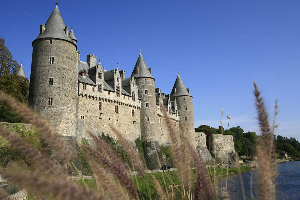 Josselin le château
