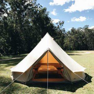 Tente spécial randonneurs