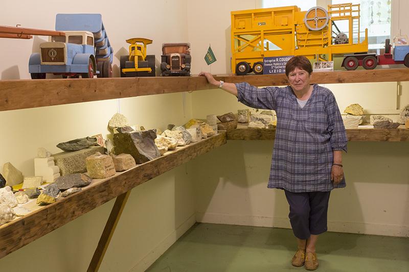 Musée des carrières de Lizio